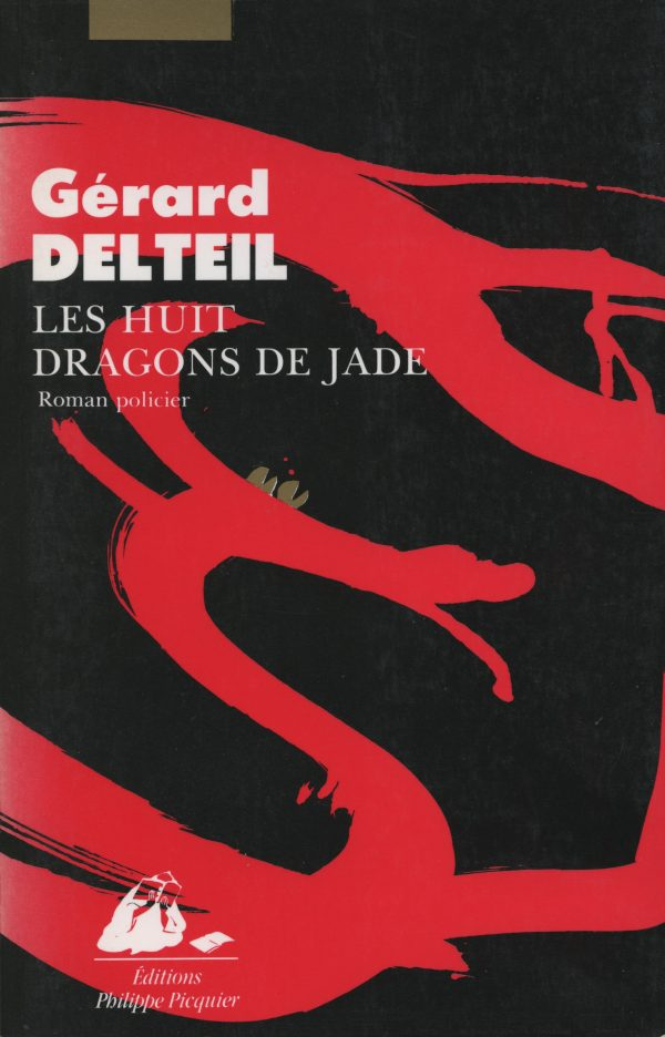 Huit dragons de jade