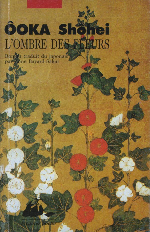 Ombre des fleurs Poche