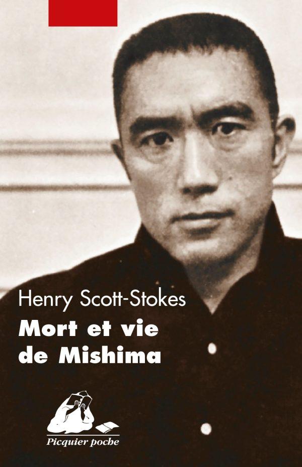 Mort et vie de Mishima Poche.indd
