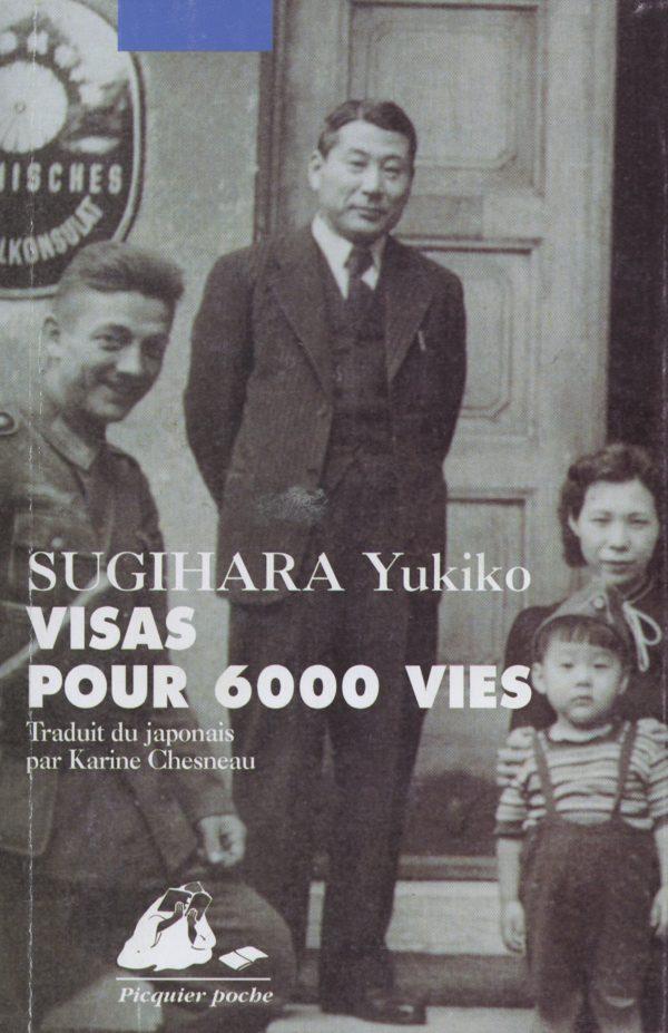 Visas pour 6000 vies Poche