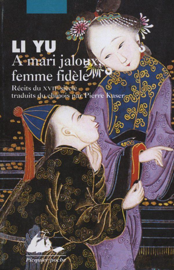 A mari jaloux femme fidèle Poche
