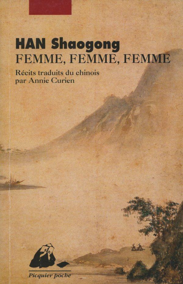 Femme femme femme Poche