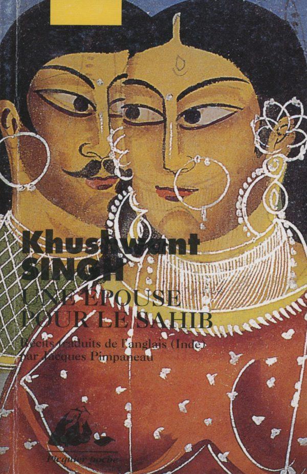 Une épouse pour le sahib Poche
