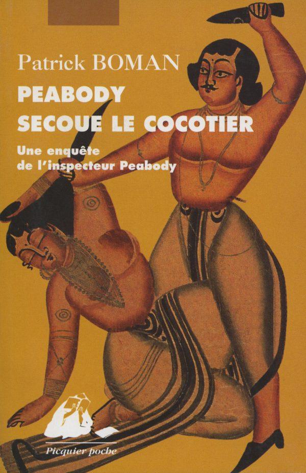 Peabody secoue le cocotier Poche