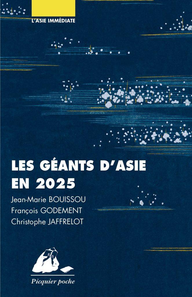 Les Géants d'Asie en 2025 Editions Picquier