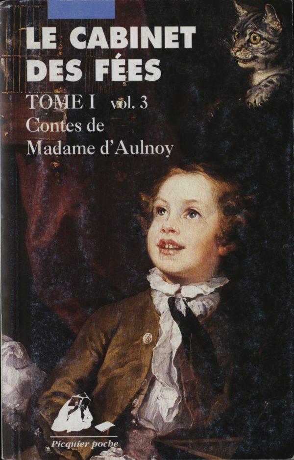 Cabinet des fées Poche Tome I Vol. 3