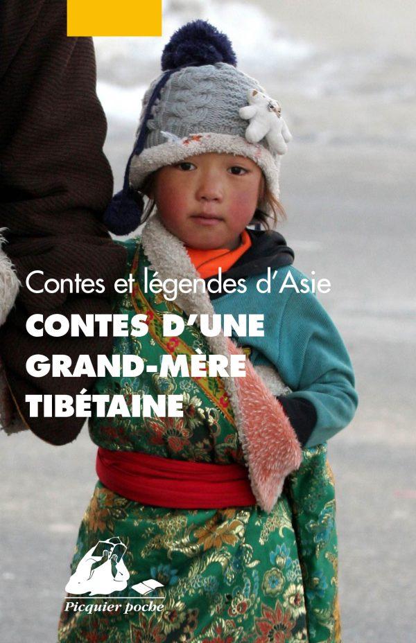 Contes d'une grand-mère tibétaine Poche.indd
