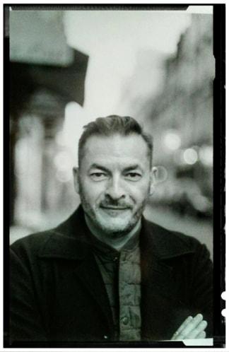 Alexandre Bergamini par Bernard Plossu