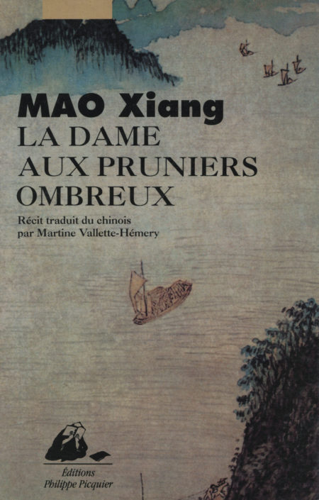 Dame aux pruniers ombreux