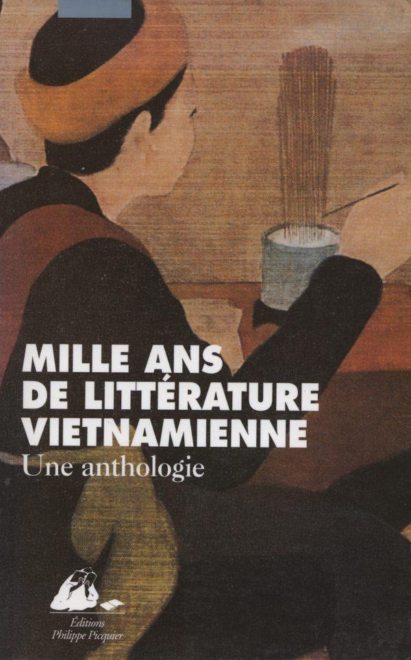 Mille ans de littérature vietnamienne