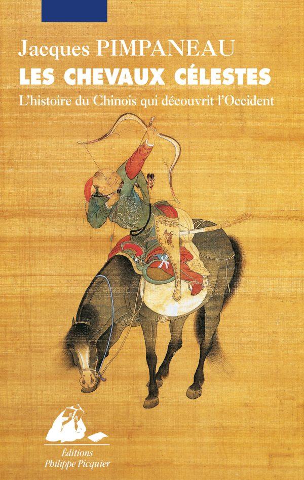 Les chevaux celestes.indd