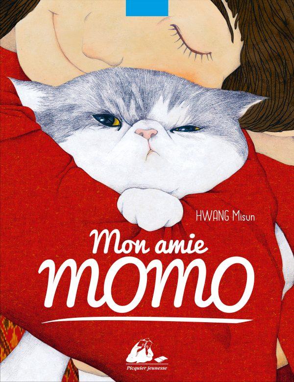 Mon Amie Momo couv
