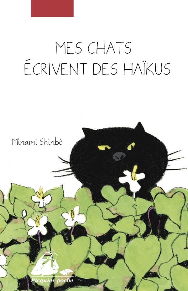 Mes chats écrivent des haikus poche