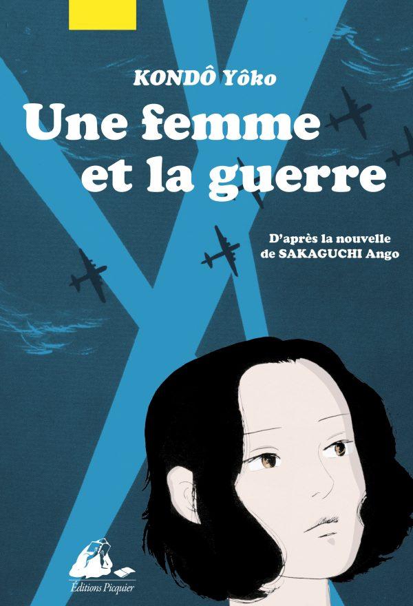 Une femme et la guerre couv 1