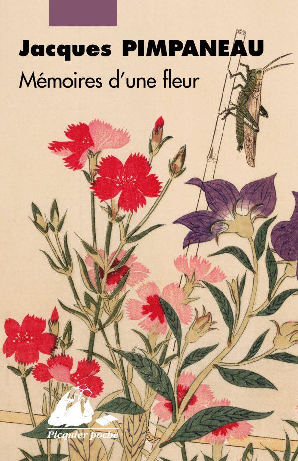 Mémoires d'une fleur Poche